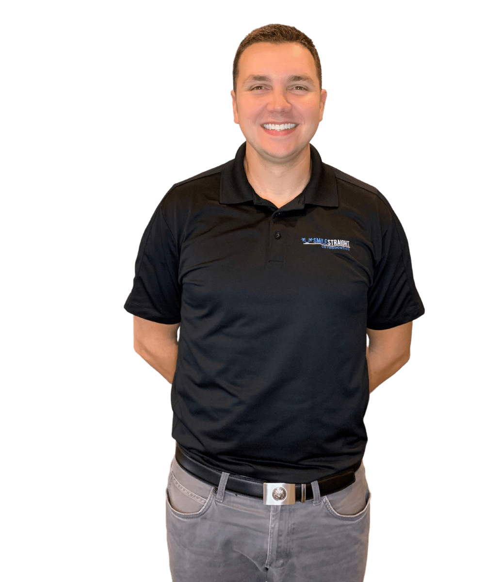 Dr. Seth Culler likes helping people gain confidence with their smile