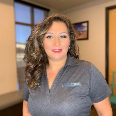 Monica Escudero is the office manager at Smile Straight Orthodontics